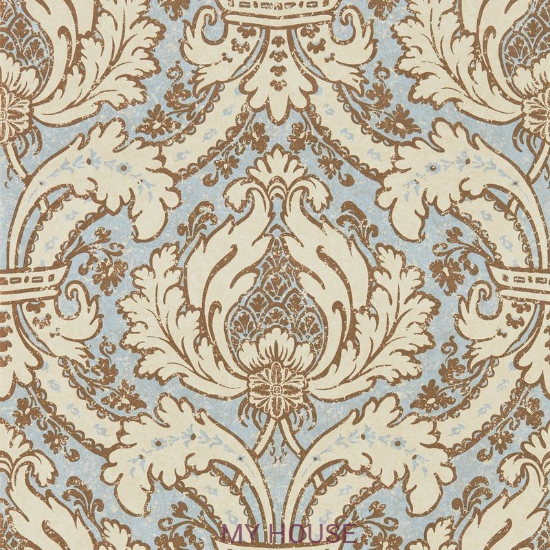 Обои Fine English Wallpapers Vol. I ARCH01 Oxford Street Papers