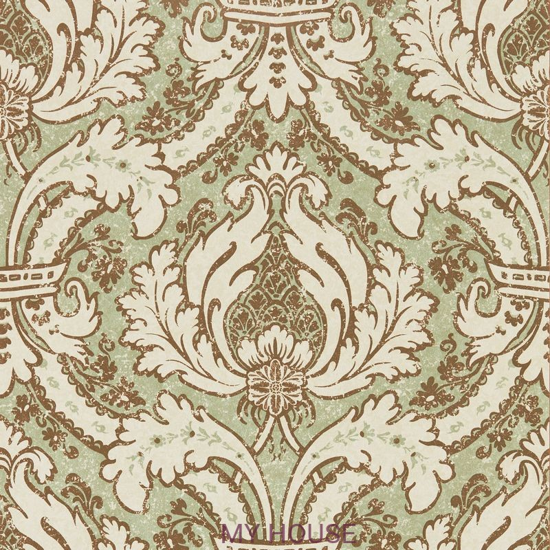 Обои Fine English Wallpapers Vol. I ARCH02 Oxford Street Papers