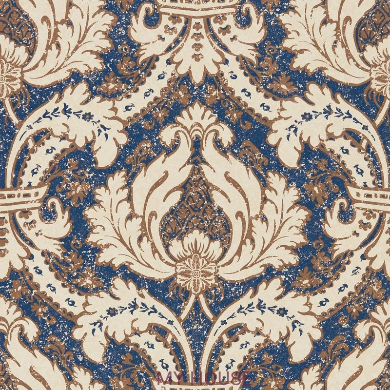 Обои Fine English Wallpapers Vol. I ARCH06 Oxford Street Papers