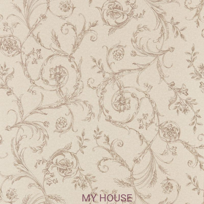 Обои Fine English Wallpapers Vol. I ARDK02 Oxford Street Papers