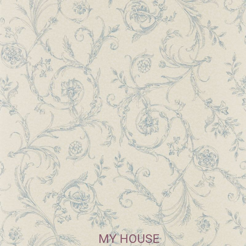 Обои Fine English Wallpapers Vol. I ARDK05 Oxford Street Papers