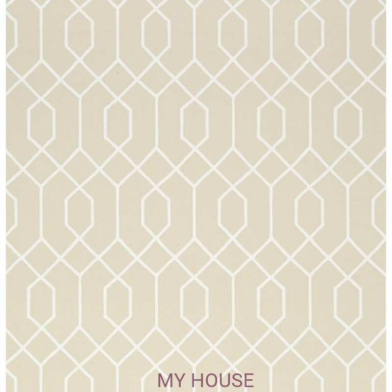 Обои Graphic Resource T35197 La Farge Beige THIBAUT