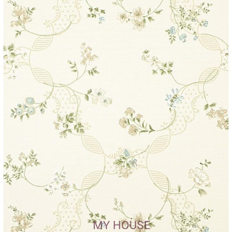 Обои Honfleur Wallpaper Collec DHONAN102 Anna Maria Neutral/Ivor
