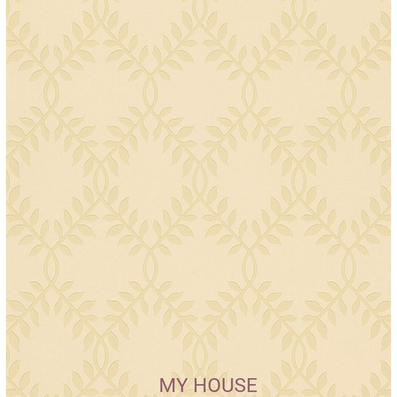 Обои Honfleur Wallpaper Collec DHONHO104 Honfleur Gold/Cream San