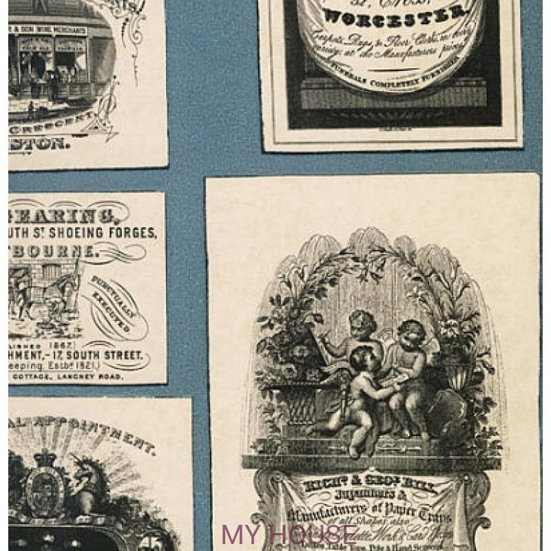 Обои Classic Wallpaper LW5448 Lewis&Wood