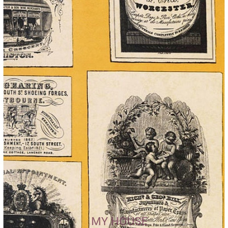 Обои Classic Wallpaper LW5473 Lewis&Wood