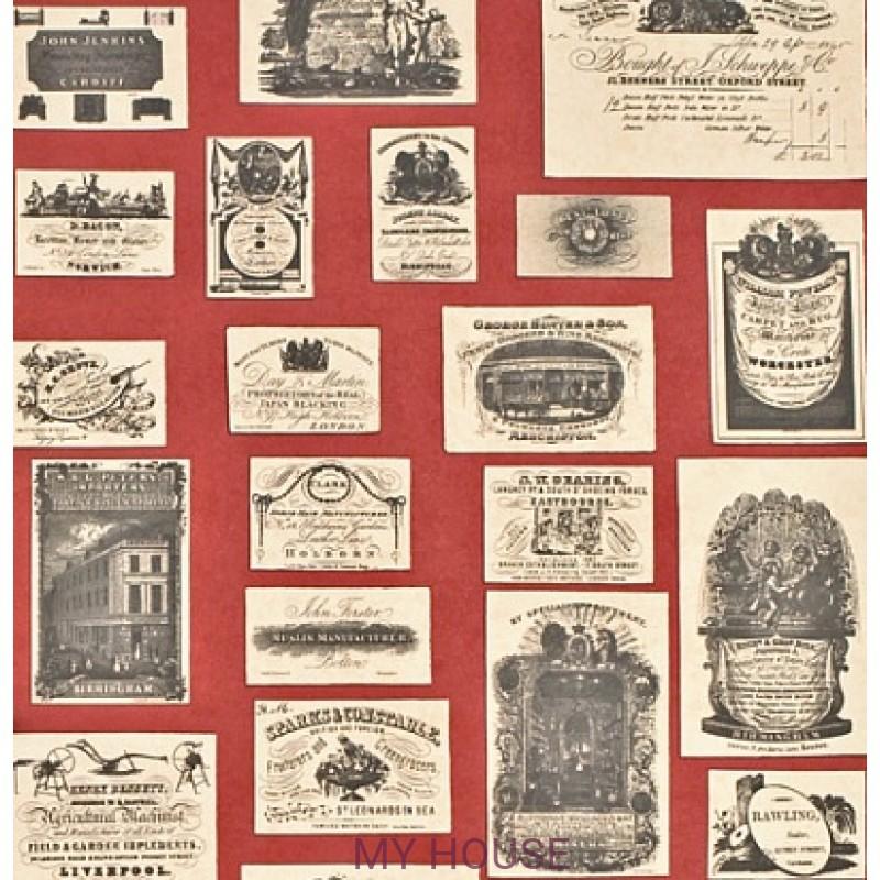 Обои Classic Wallpaper LW5474 Lewis&Wood
