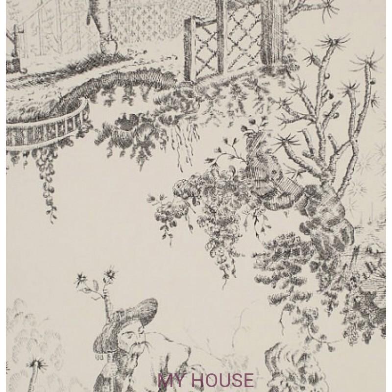 Обои Classic Wallpaper LW89157 Lewis&Wood