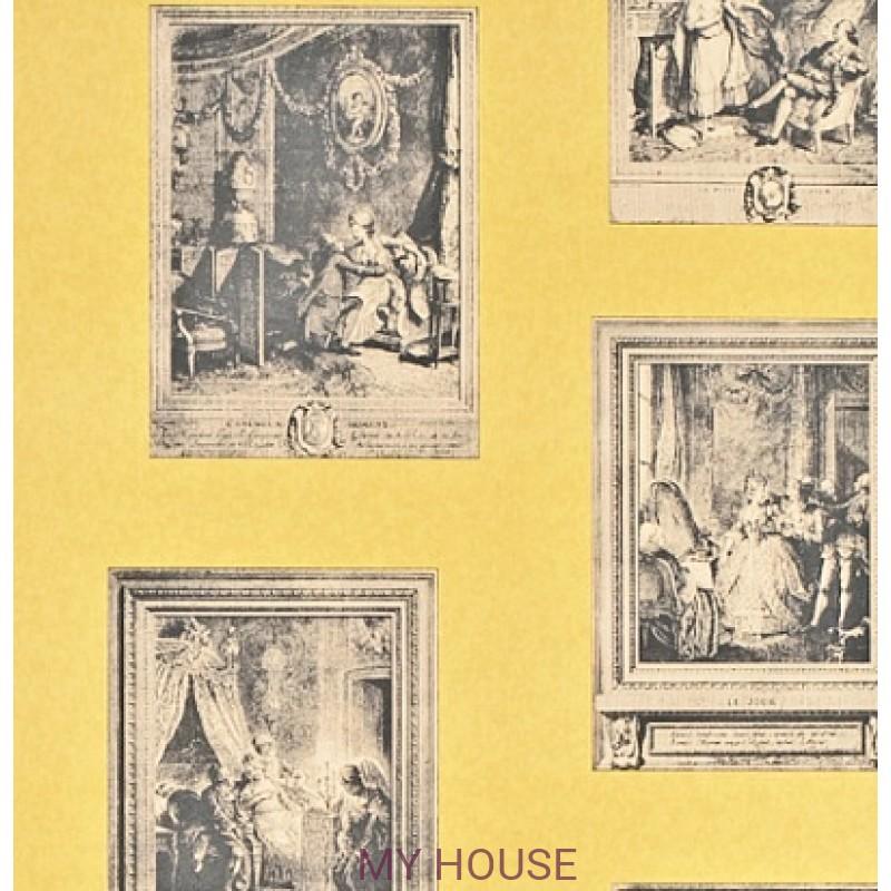 Обои Classic Wallpaper LW94173 Lewis&Wood
