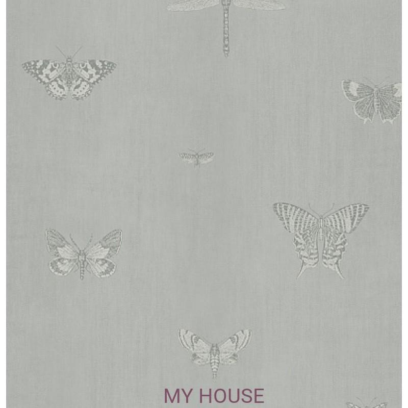 Обои Lipari LP 00311 Sketch Sage Architector