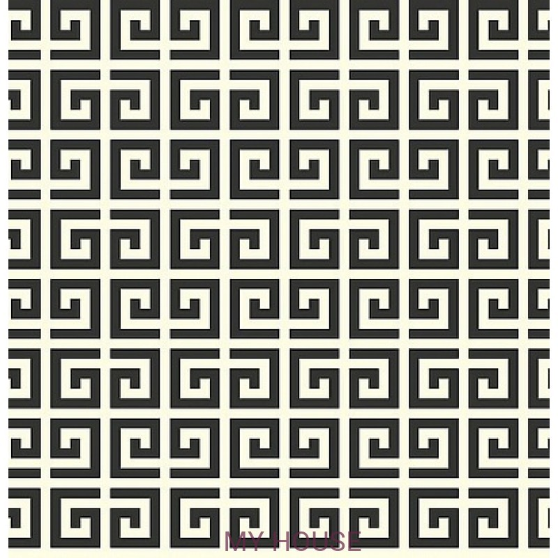 Обои Madison Geometrics LA32800 Paper&Ink