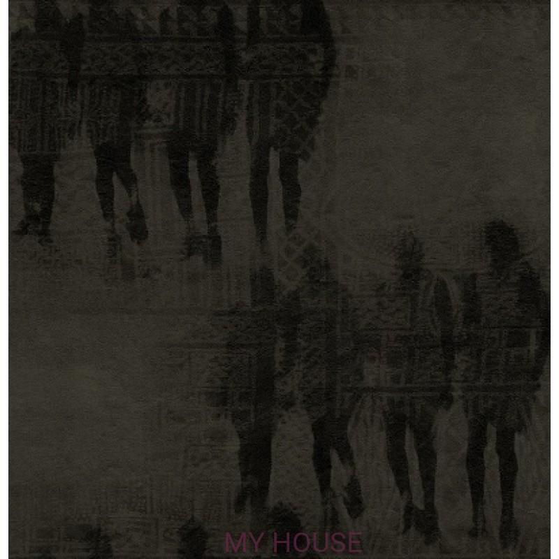 Обои Memoires VP69509 Masai Guetter sa proie Elitis