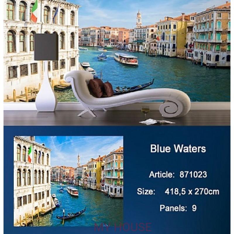 Обои Metropolis 871023 Blue Waters KT Exclusive