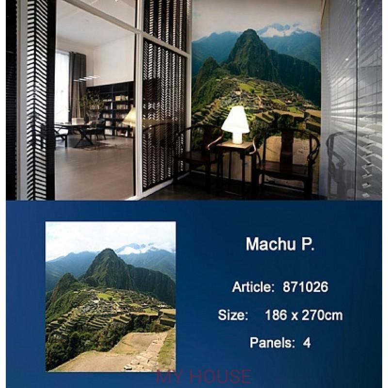 Обои Metropolis 871026 Machu P KT Exclusive