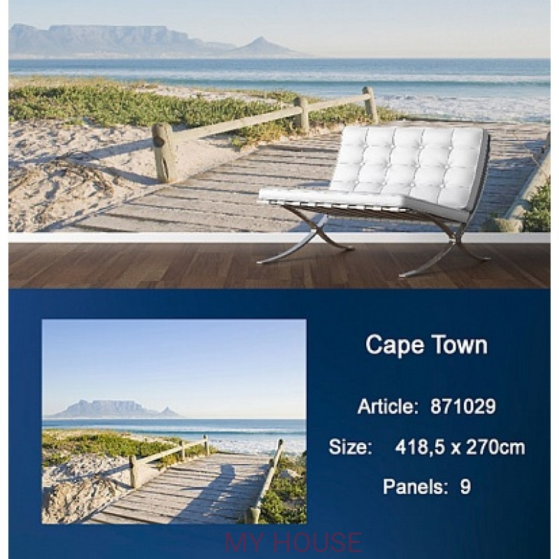 Обои Metropolis 871029 Cape Town KT Exclusive