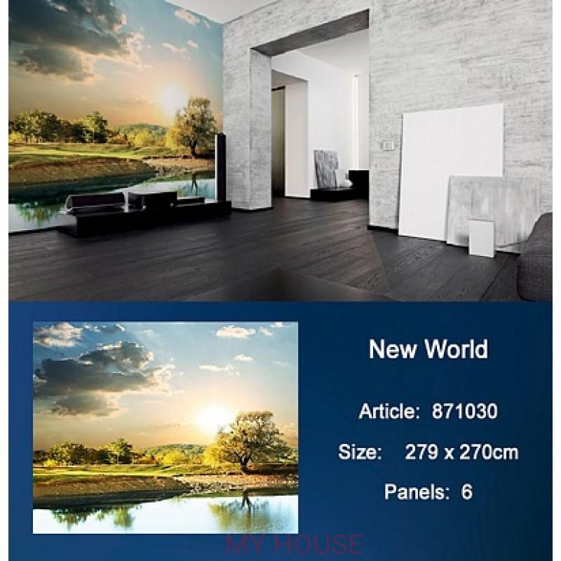 Обои Metropolis 871030 New World KT Exclusive