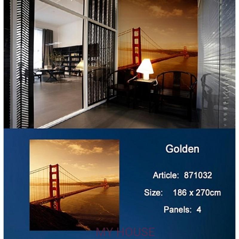 Обои Metropolis 871032 Golden KT Exclusive