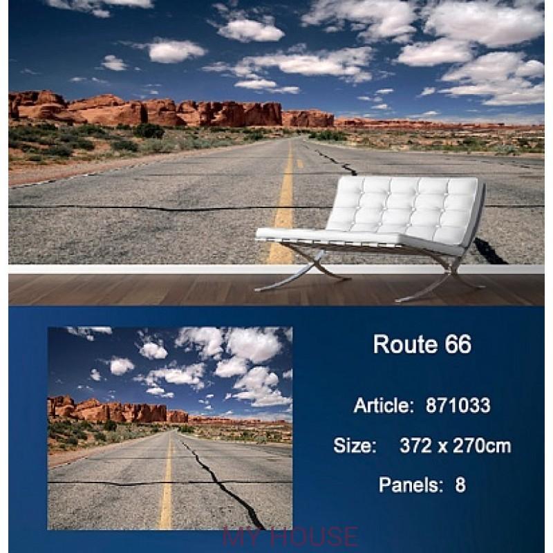 Обои Metropolis 871033 Route 66 KT Exclusive