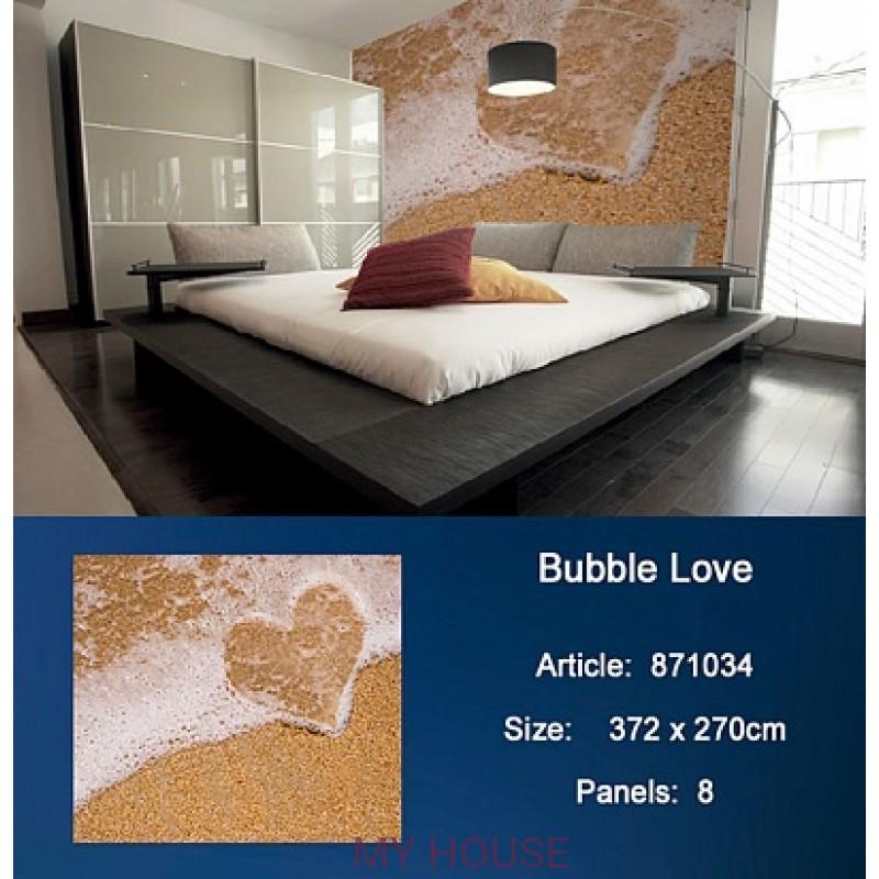 Обои Metropolis 871034 Bubble Love KT Exclusive