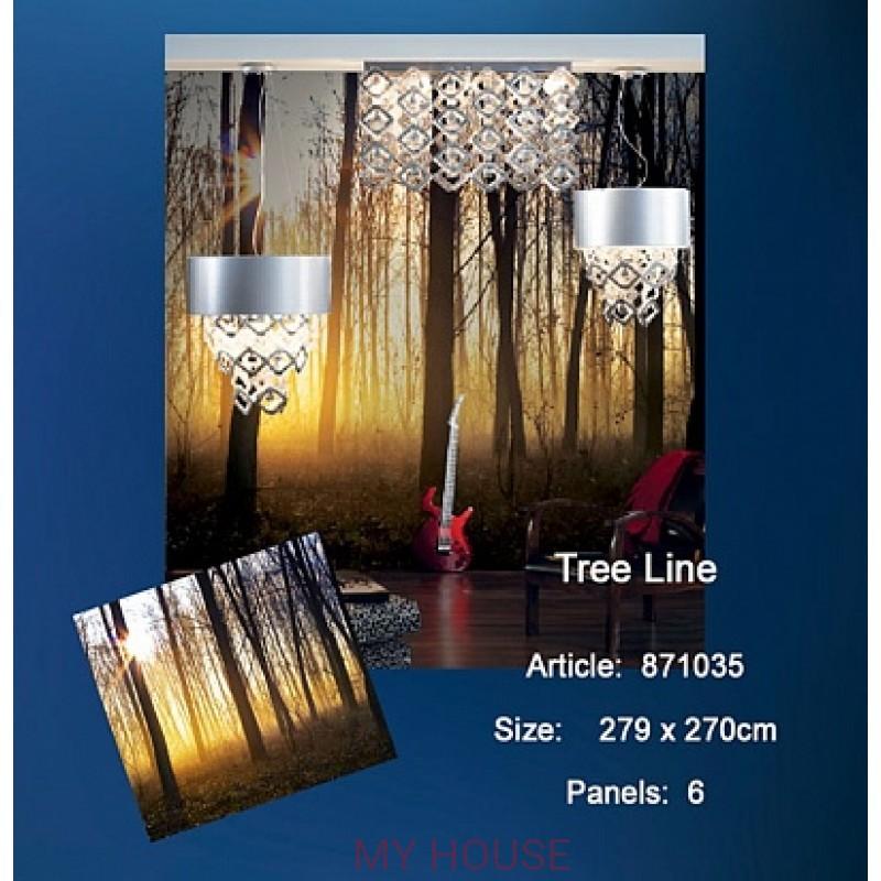 Обои Metropolis 871035 Treeline KT Exclusive