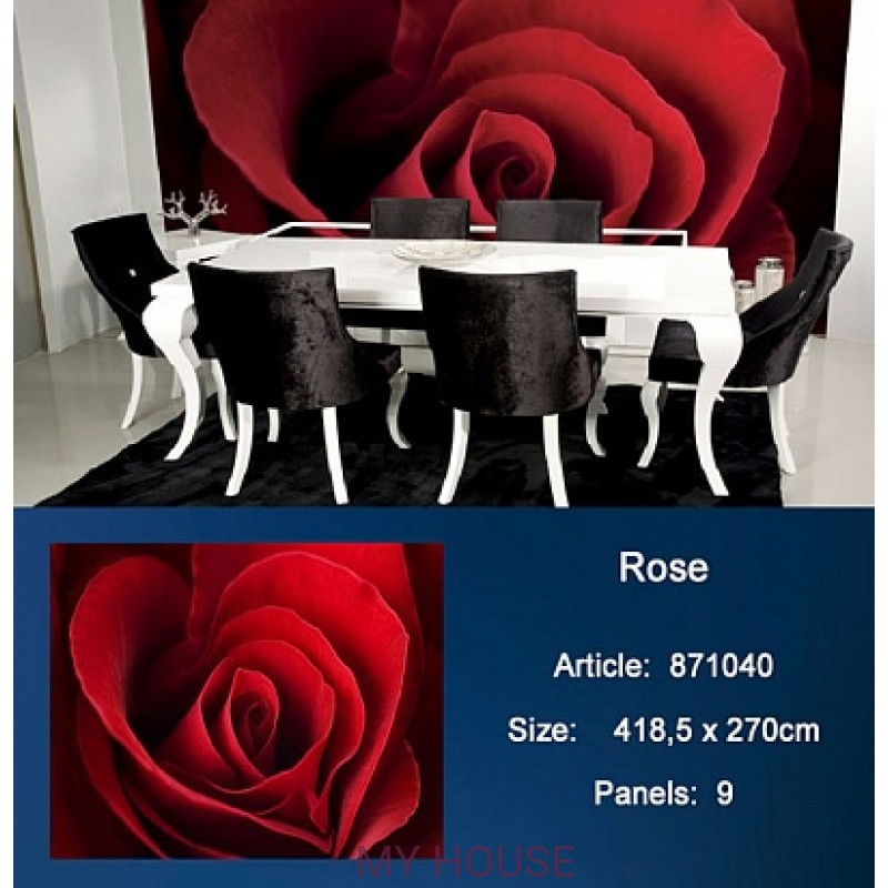 Обои Metropolis 871040 Rose KT Exclusive
