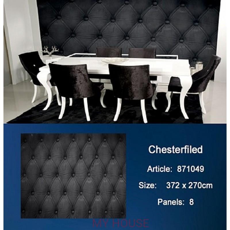 Обои Metropolis 871049 Chesterfield KT Exclusive
