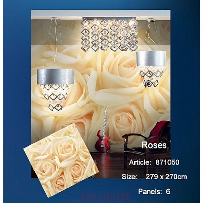 Обои Metropolis 871050 Roses KT Exclusive