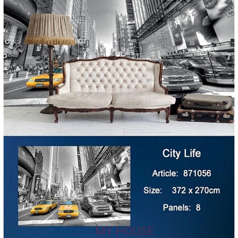 Обои Metropolis 871056 City Life KT Exclusive