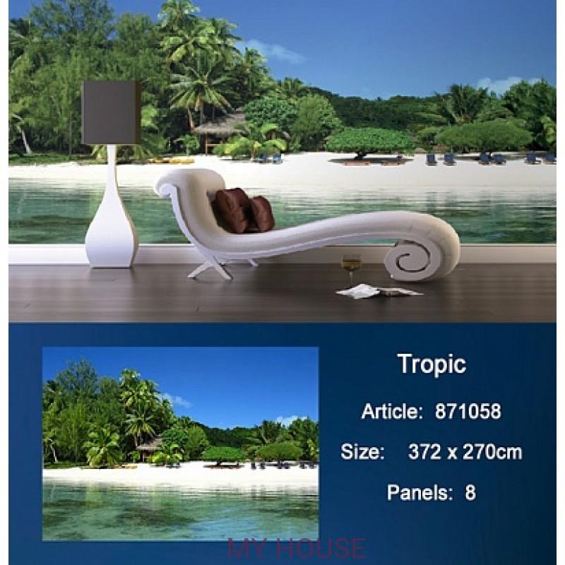 Обои Metropolis 871058 Tropic KT Exclusive
