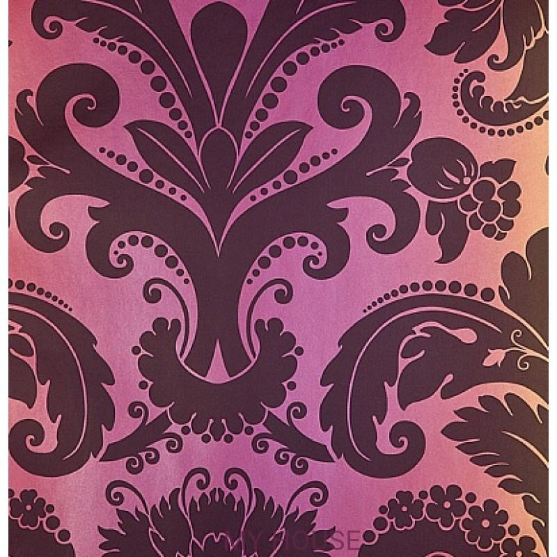 Обои Nureyev Wallpaper NUP01002 Villiers-Pink Zoffany