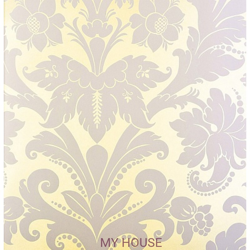Обои Nureyev Wallpaper NUP01006 Villiers-Cream Zoffany