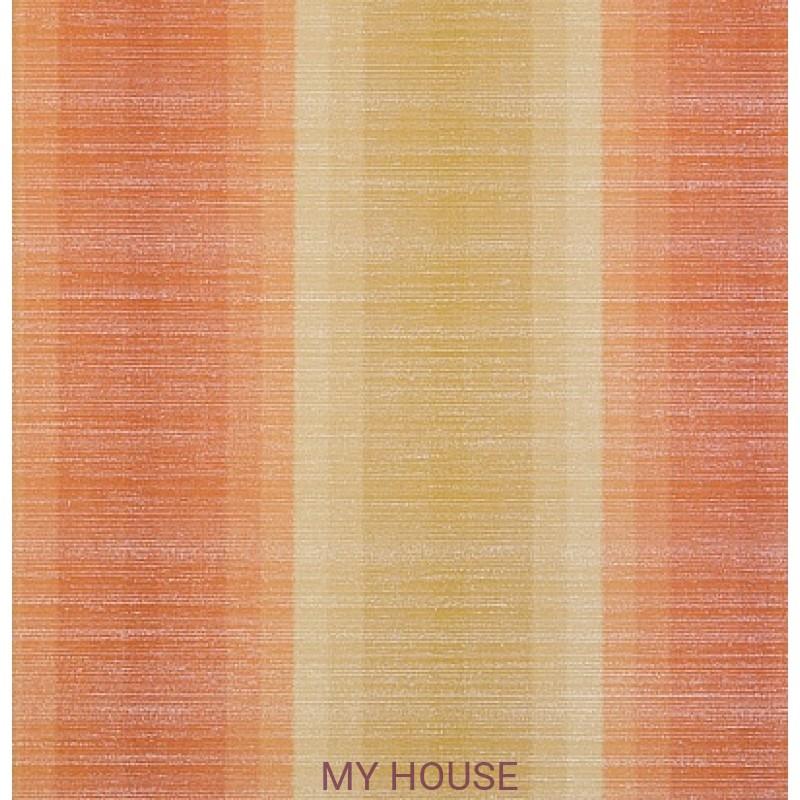 Обои Nureyev Wallpaper NUP02003 Villiers Stripe-Rad/Gold Zoffany