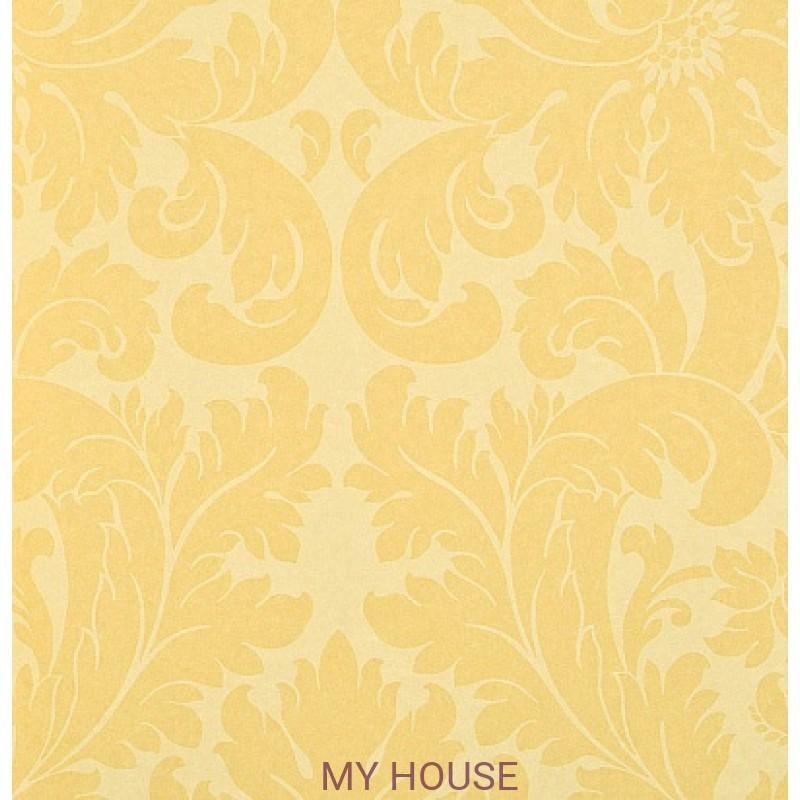 Обои Nureyev Wallpaper NUP03007 Nureyev-Yellow Zoffany