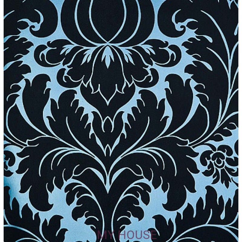 Обои Nureyev Wallpaper NUP03008 Nureyev-Midnight Zoffany