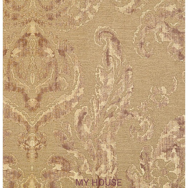 Обои Nureyev Wallpaper NUP06003 Brocatello-Brown Zoffany