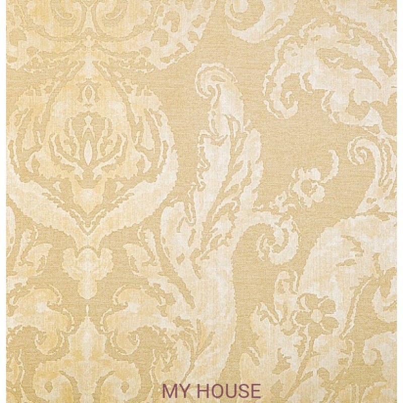 Обои Nureyev Wallpaper NUP06006 Brocatello-Caramel Zoffany