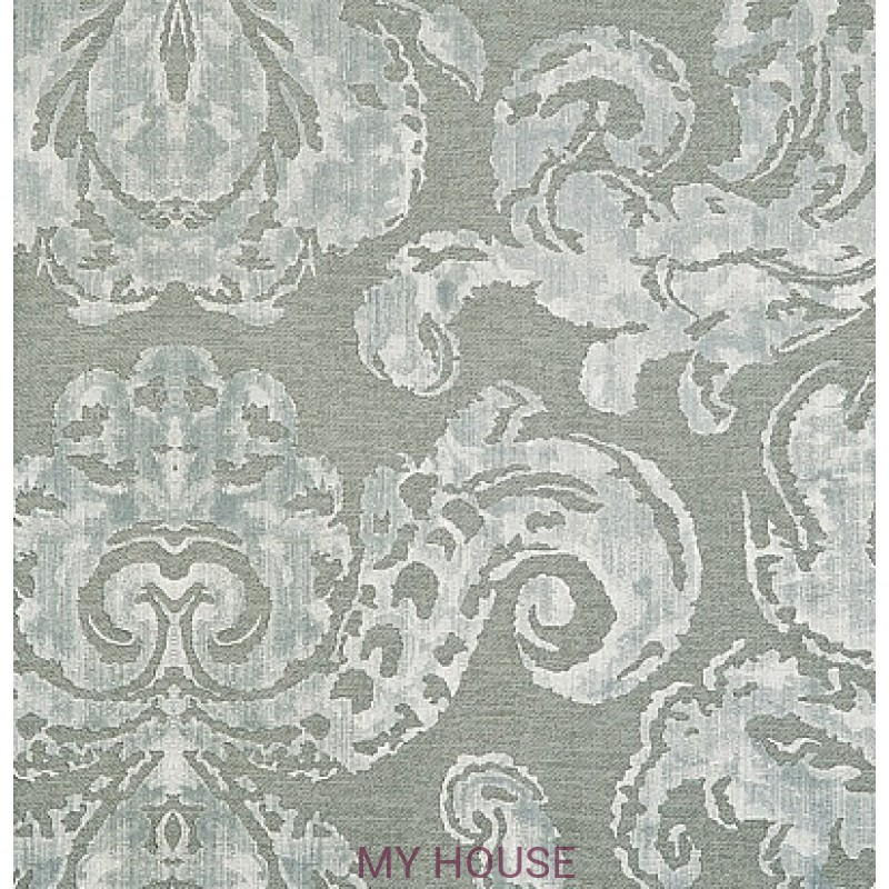 Обои Nureyev Wallpaper NUP06008 Brocatello-Pewter Zoffany