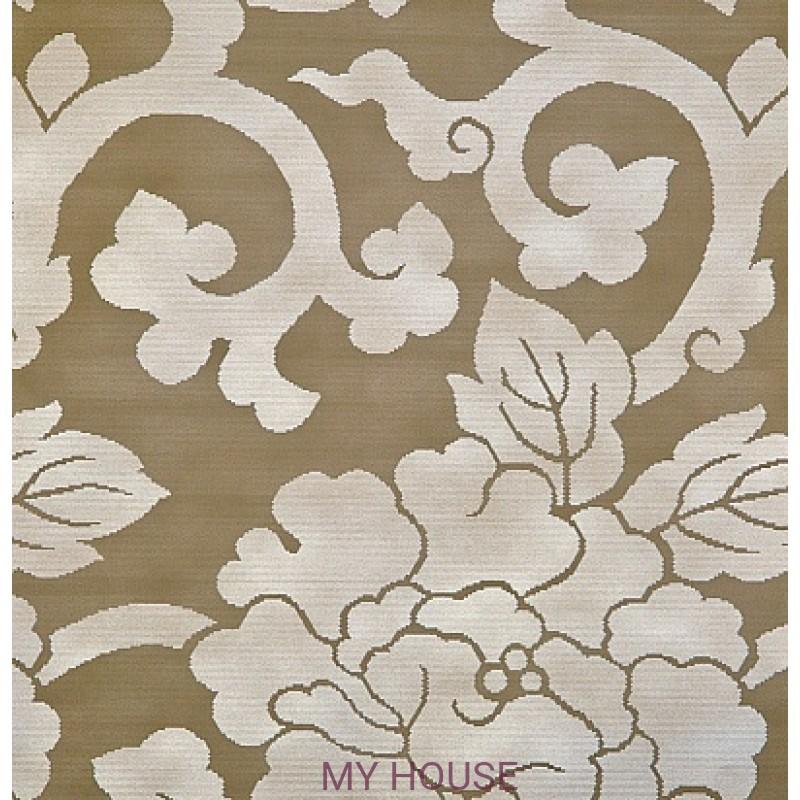 Обои Nureyev Wallpaper NUP08007 Mandarin-Silver Zoffany