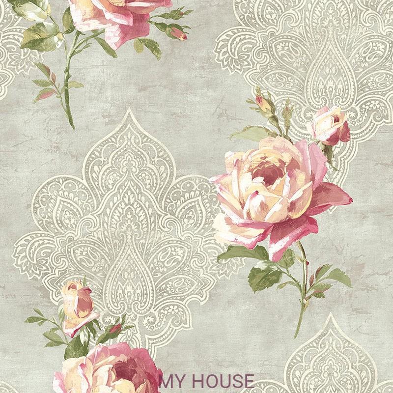 Обои Opulent ON41708 Wallquest