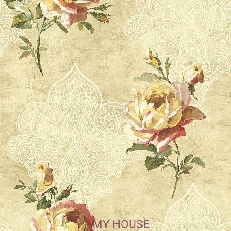 Обои Opulent ON41715 Wallquest