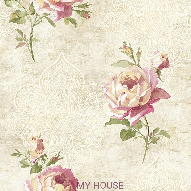 Обои Opulent ON41718 Wallquest