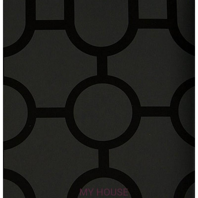 Обои Nabucco P537/04 Porden Noir Designers Guild