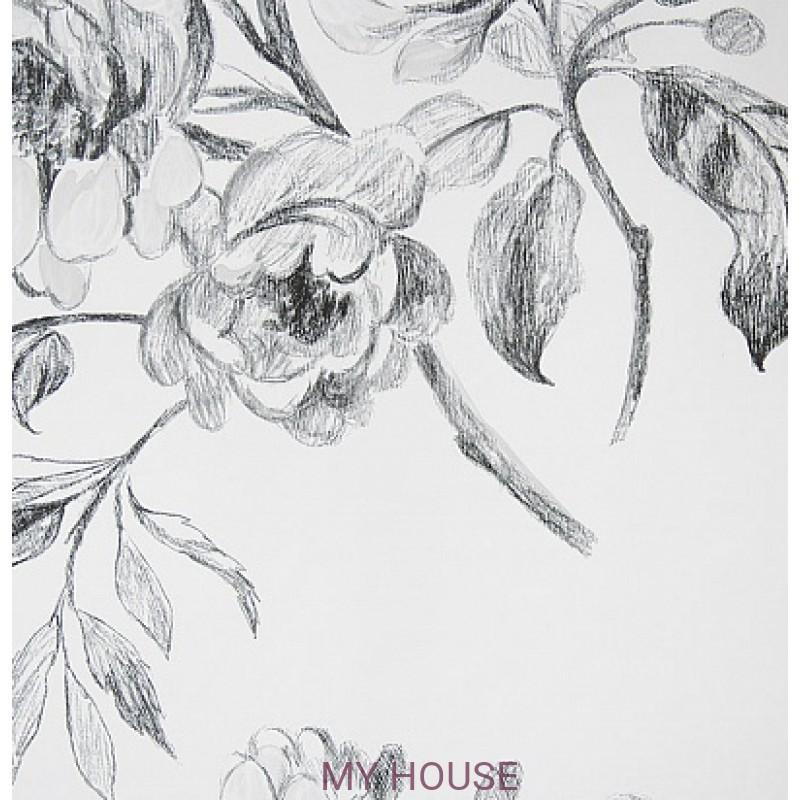 Обои Nabucco P540/01 Watelet Black&White Designers Guild