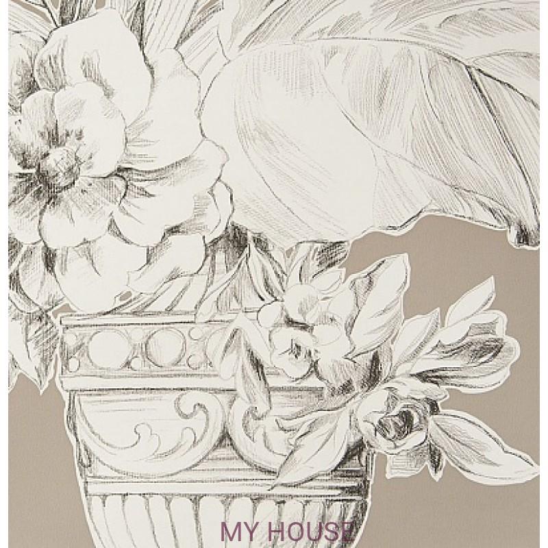 Обои Zephirine P546/06 Palmieri Dove Designers Guild