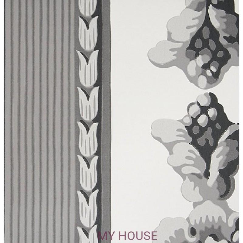 Обои Zephirine P548/03 Palazzetto Charcoal Designers Guild