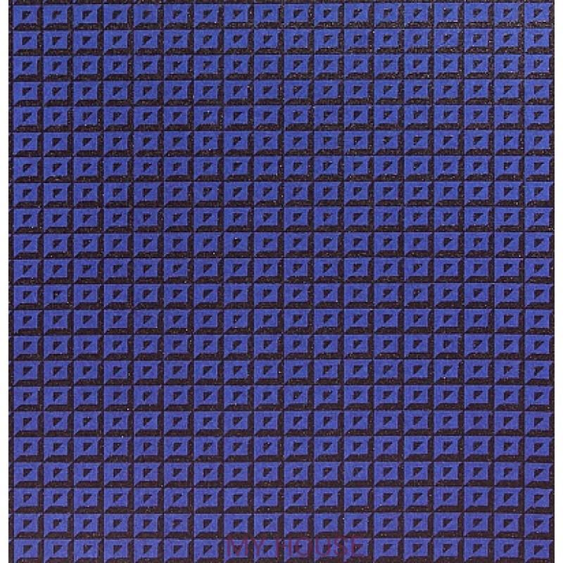 Обои Castellani P597/14 Gautrait Cobalt Designers Guild
