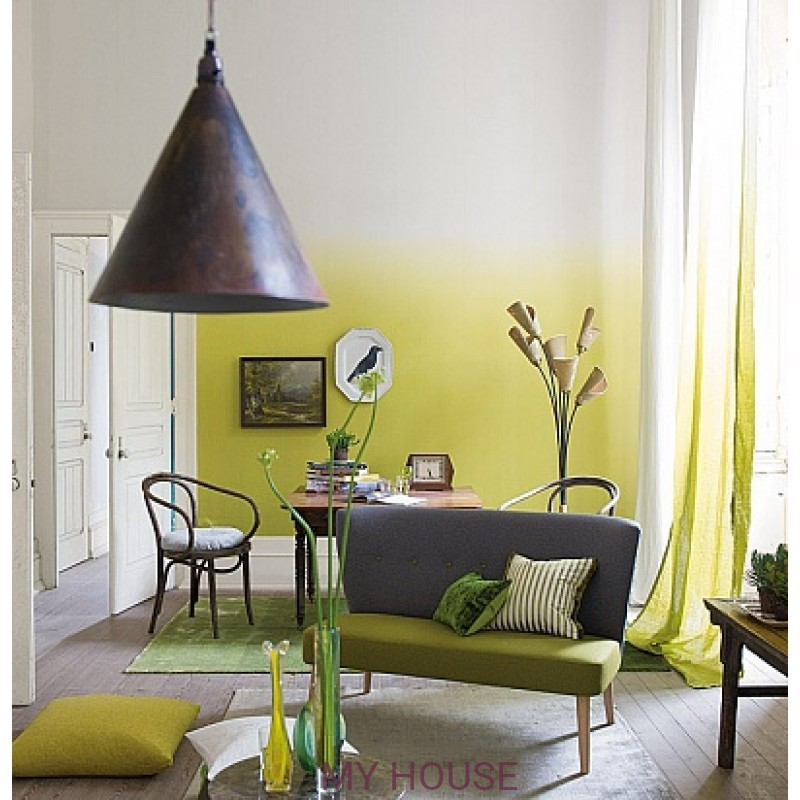 Обои Castellani P600/03 Saraille Acacia Designers Guild
