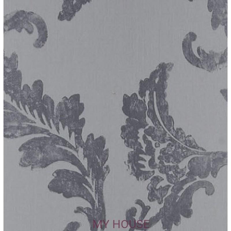 Обои Savine P614/02 Aksu Graphite Designers Guild