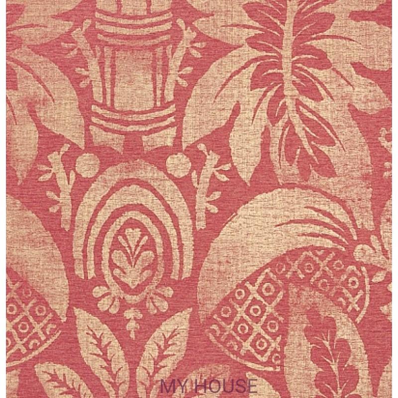 Обои Persia PEW02002 Havana Red Zoffany