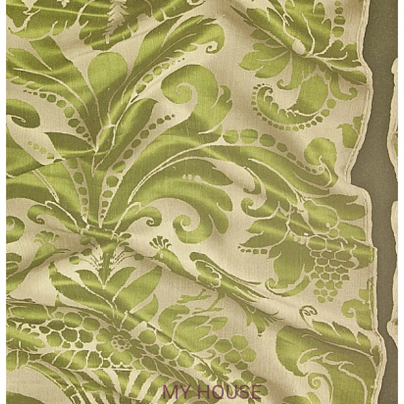 Обои Persia PEW04004 Dacier Olive Zoffany
